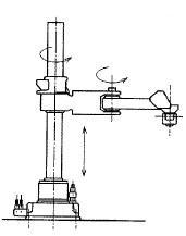 円筒座標ロボット1